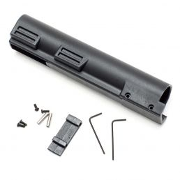 Standard Buffer Tube Cover Kit (Black)