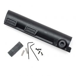 Enhanced Buffer Tube Cover Kit (Black)