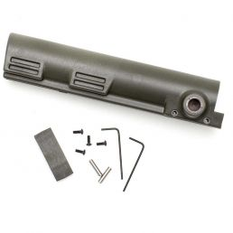Enhanced Buffer Tube Cover Kit (OD Green)