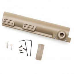 Enhanced Buffer Tube Cover Kit (Flat Dark Earth)