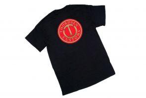 TC Logo Black T-Shirts