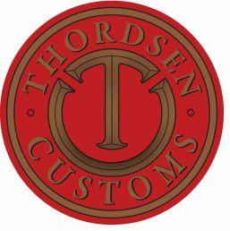 Thordsen Customs Decal